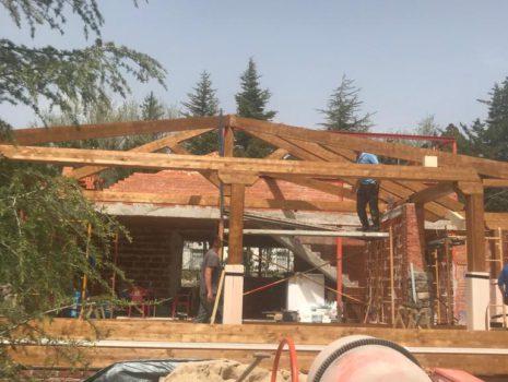Instalación estructura