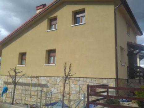 fachada corcho